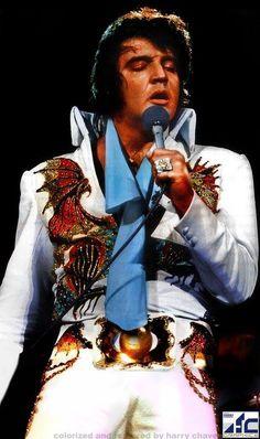"""""""Elvis""""não tem como esquecê-lo,pois ele fez história."""