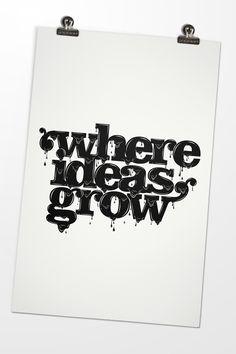 Where ideas grow