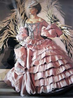 Marie Antoinette style by Dior