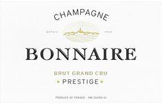 Champagne Bonnaire Prestige Grand Cru