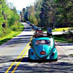 VW convoy