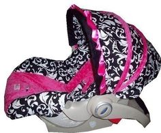 Design your own infant car seat cover send in your by SassyStork, $50.00