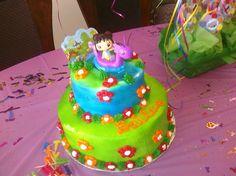 Ni hao kia-lan cake made at Walmart Bakery
