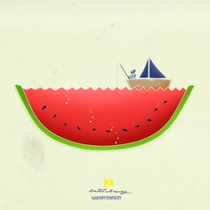 #watermelon #pasteque