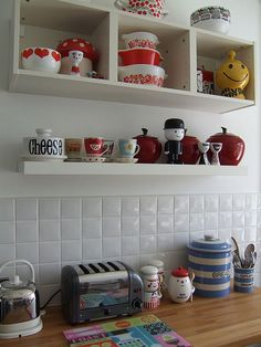 love to procrastinating: Home decoration: kitchen by glumpire