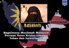 Adillah (ex Muslimah Malaysia) - Percaya Yesus Tuhan dan Juruselamat