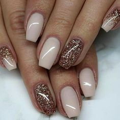 26 Trending Fall Nails for 2018 – FAVHQ.DE – Beautiful nails – # case # nails # Beautiful - New Sites Fancy Nails, Trendy Nails, My Nails, Pink Nails, Beige Nails, Brown Nails, Sns Nails Colors, Fall Nail Colors, Winter Nails Colors 2019