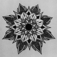Mandala Sun Tattoo, Mandala Flower Tattoos, Mandala Tattoo Design, Sternum Tattoo, Geometric Throat Tattoo, Geometric Tattoo Design, Mandalas Painting, Mandalas Drawing, Elbow Tattoos