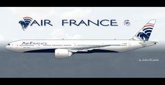 """Résultat de recherche d'images pour """"a380 air france ancienne livrée"""""""