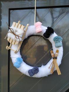 Hanukkah, Wreaths, Home Decor, Decoration Home, Door Wreaths, Deco Mesh Wreaths, Interior Design, Garlands, Home Interior Design