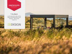 Inspirasjon til uteplass, terrasse, veranda og balkong | uteDESIGN Certificate, Pergola, World, Places, Patio, Outdoor Pergola, The World, Lugares