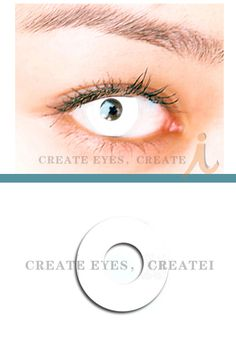 Pearl White Crazy Contact Lens (Pair) - oh it's happening this year! :)