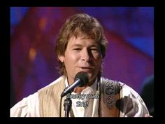 John Denver - Country Roads (with lyrics). Despite the lyricists rather poor grasp of geography, I love this song. I sang it with Sue Farley in my high school senior talent show. Not too badly, either.