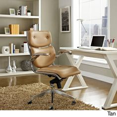 Modway Push Midback Office Chair | Overstock.com Shopping - Great Deals on Modway Office Chairs
