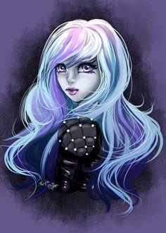 Monster High: Twyla by nicegal1.deviantart.com on @deviantART