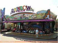 Rainbow Truck – Benna