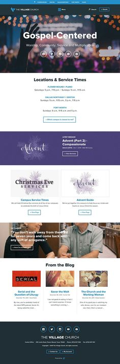 Great Church Web Designs Church Website 14 2 Church 123 Church Website
