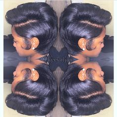 Having great-looking hair is an excellent method of showing you are groomed. Read on to learn some great hair care tips. Avoid heavy conditioners if you have thin or fine hair. Weave Hairstyles, Pretty Hairstyles, Girl Hairstyles, Marley Twists, Short Hair Cuts, Short Hair Styles, Natural Hair Styles, Love Hair, Gorgeous Hair