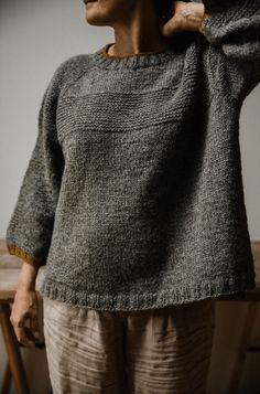 Rib Stitch Knitting, Knitting Stitches, Baby Knitting, Purl Stitch, Sweater Knitting Patterns, Knitting Designs, Knit Patterns, Cardigan Pattern, How To Start Knitting