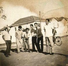 Rua Homero Batista, Vila Formosa (1964) Colaboração: Mauro S. Santos