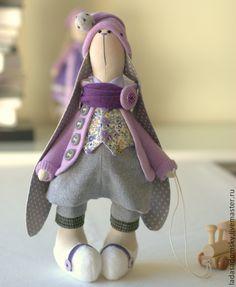 Купить Зайка John - 31 cm - зайка, зайчик-мальчик, тильда заяц, кролик ТИЛЬДА