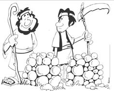 Cain and Abel Coloring Page Fresh 55 Best Images About Children S Ministry Cain & Abel On Peppa Pig Coloring Pages, Free Bible Coloring Pages, Ninjago Coloring Pages, Crayola Coloring Pages, Angel Coloring Pages, Family Coloring Pages, Sunday School Coloring Pages, Paw Patrol Coloring Pages, Monster Coloring Pages