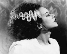 October 28: Elsa Lanchester. Played the Monster's Mate in 'Bride of Frankenstein' (1935).