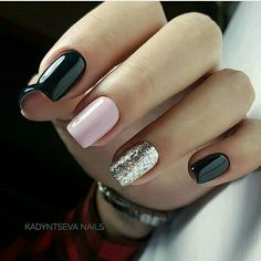 Purple Nail Designs For Short Nails. Do you want to try to go to Build it yourself nail art however where do you begin? First of all you must do is get some fundamental nail art specific tools. Hair And Nails, My Nails, Cute Gel Nails, Fall Nails, Nagellack Design, Uñas Fashion, Pink Fashion, Fashion 2018, Nagel Hacks