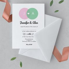 For those who might want something a bit different! Stationery Design, Place Cards, Wedding Invitations, Place Card Holders, Couples Wedding Shower Invitations, Wedding Invitation Cards, Wedding Announcements, Letterhead Design, Bridal Invitations