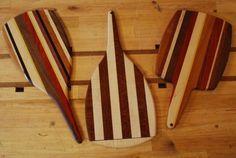 3 Custom Cutting Boards