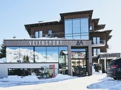 Hotel Schladming ᐁ Boutiquehotel ARX in Rohrmoos Restaurant Bar, Hotels, Location, Multi Story Building, Mansions, House Styles, Home Decor, Double Room, Ski Trips