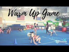 (19) Easy Warm Up Game: 4 Corners - YouTube