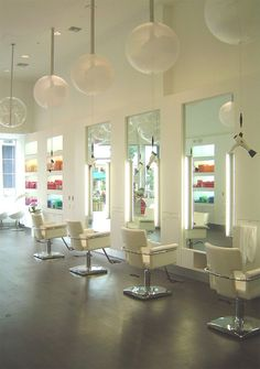 Book an appointment once a month somewhere inexpensive and close (the teaching school is super cheap). Get a pedicure in September, a haircut in October, an eyebrow wax in November. Those first 3 months are rough.