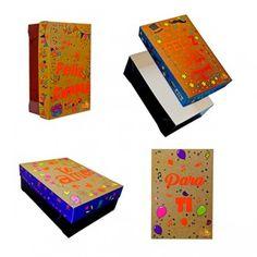 Cajas de Regalo Chocolates, Ideas Para, Coasters, Packaging, Molde, Amor, Home, Breakfast Tray, Bright Colours