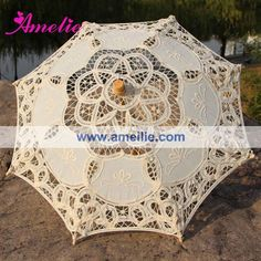 Cheap umbrella strong, Buy Quality umbrella case directly from China parasol wood Suppliers:  Free Shipping Lace Fan And Wedding Umbrella Lace Parasol