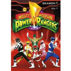 Shop Mighty Morphin Power Rangers: Season Vol. 1 Discs] [DVD] at Best Buy. Find low everyday prices and buy online for delivery or in-store pick-up. Power Rangers Shows, Power Rangers Season 1, Power Rangers Poster, Power Rangers Movie, Go Go Power Rangers, Mighty Morphin Power Rangers, Power Ragers, David Yost, Rita Repulsa