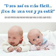 Preguntas incómodas para las mamás de gemelos | Blog de BabyCenter