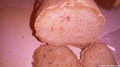 CH csökkentett kenyér - Szénhidrát csökkentett kenyér. Tojásmentes, tejmentes. #kenyér #chcsökkentett #szafi #világoskenyérliszt #rostkeverék #bambuszrostliszt #szódabikarbóna Muffin, Bread, Breakfast, Food, Meal, Brot, Eten, Breads, Meals