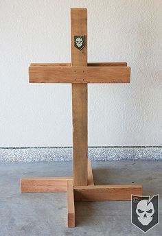 Tactical Gear Stand 01 by ITS Tactical, via Flickr