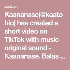 Kaananase(@kaatobio) has created a short video on TikTok with music original sound - Kaananase. Balas @shinobukocho033 manga🥺 #muchirotokito #fypシ #foryoupage Music, The Originals, Create, Musica, Musik, Muziek, Music Activities, Songs