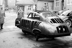 Porsche 356 mold
