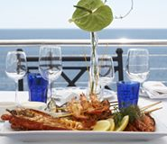 The Azure Restaurant at The 12 Apostles Hotel in Camps Bay offers contemporary French cuisine, seafood and vegetarian dishes in a luxurious oceanic setting. Cape Town Hotels, Best Chef, Seafood Restaurant, High Tea, Fine Dining, Vegetarian, Meals, Camps, South Africa