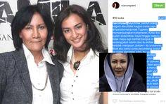 Selamat sore Mas bro dan Mbak sis… Ada yang rame di Instagram nih guys…Aktivis hak asasi manusia (HAM), Ratna Sarumpaet ngamuk gara-gara disebut valak di Instagram, Rabu (29/6/2016).