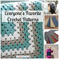 All the bloggers and crocheters we work with have been crocheting for quite some time. Me personally, I've only been crocheting for about five years give or take. Granted, I still do and always will consider myself as a beginner. I just don't have th