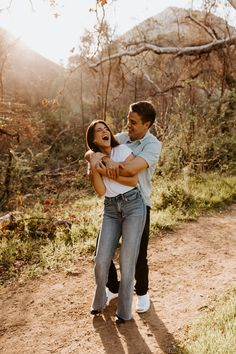 Solstice Canyon Engagement Session in Malibu Southern California — Tida Svy Engagement Photo Poses, Engagement Photo Inspiration, Engagement Couple, Engagement Pictures, Engagement Photography, Couple Posing, Picture Poses, Southern California, Couple Photography