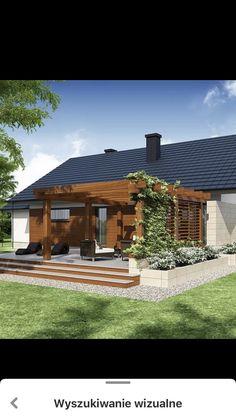 Backyard Patio Designs, Backyard Landscaping, Outdoor Pergola, Gazebo, Casa Patio, Home Exterior Makeover, Patio Layout, Patio Canopy, Outdoor Living