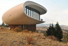 Sculptured House