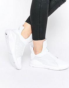 Zapatillas de deporte blancas de Puma X Rihanna Fenty