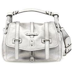 Tamaris Elegantní kabelka Bernadette Satchel Bag 2026171-200 Grey