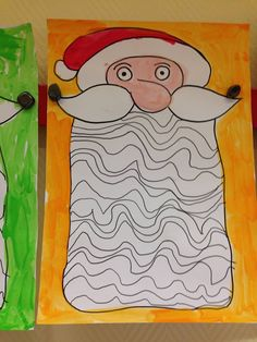Christmas Art Projects, Christmas Decorations For Kids, Winter Art Projects, Xmas Crafts, Christmas Mood, Noel Christmas, Theme Noel, School Themes, Holiday Themes